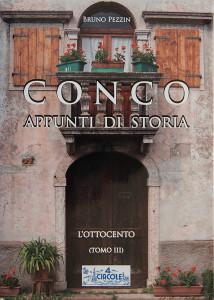 Conco, appunti di storia - TOMO III